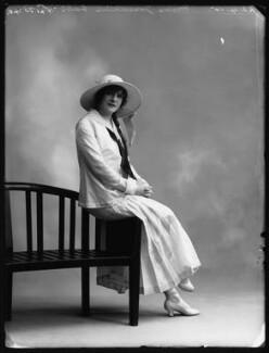 Josephine Ellis, by Bassano Ltd - NPG x80611