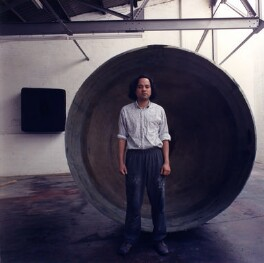 Sir Anish Kapoor, by Jonathan Keenan - NPG x35188