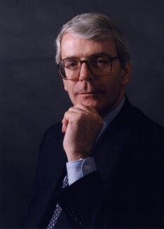John Major, by Simon Livingstone - NPG x76583