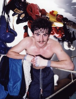 Barry McGuigan, by Steve Lyne - NPG x68829