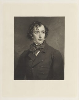 Benjamin Disraeli, Earl of Beaconsfield, after Sir Francis Grant - NPG D18883