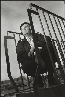 Roger James Cook, by Barry Marsden - NPG x39358
