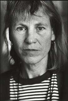 Nell Dunn, by Barry Marsden - NPG x39360
