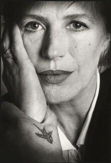 Marianne Faithfull, by Barry Marsden - NPG x39361
