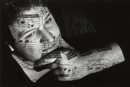 David Heath, by Barry Marsden - NPG x39365