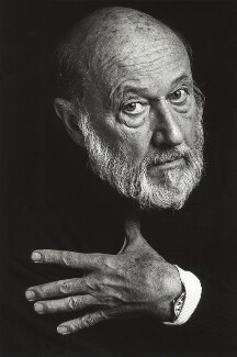 Donald Pleasence, by Barry Marsden - NPG x39368