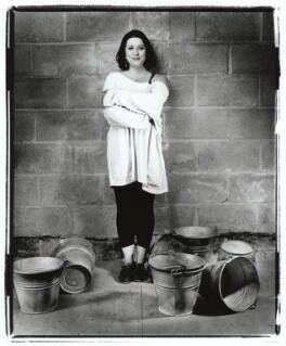 Caroline Quentin, by Barry Marsden - NPG x87705