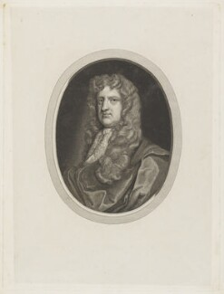 William Russell, Lord Russell, after Sir Godfrey Kneller, Bt - NPG D18910