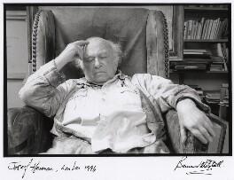 Josef Herman, by Bernard Mitchell - NPG x76987