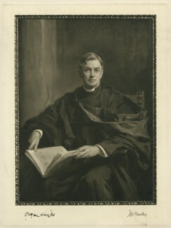 Henry Thomas Bowlby, after Philip Alexius de László - NPG D16288