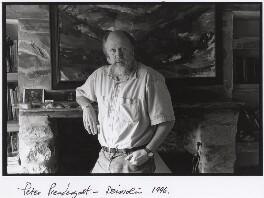 Peter Prendergast, by Bernard Mitchell - NPG x76931