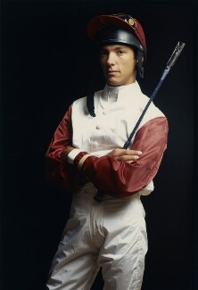 Frankie Dettori, by Alistair Morrison - NPG x87233