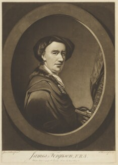 James Ferguson, by Francis Haward, published by  Walter Shropshire, after  James Northcote - NPG D18921