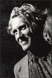 Richard Jobson, by Perry Ogden - NPG x27946