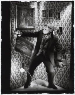 Angus McBean, by Mike Owen - NPG x35365