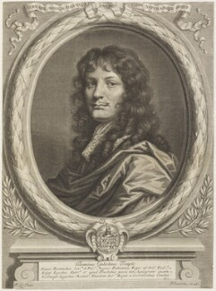 Sir William Temple, Bt, by Peter Vanderbank (Vandrebanc), after  Sir Peter Lely - NPG D18958