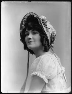 Ella Retford (Elinor Maud Dawe, née Flanagan) in 'The Passing Show', by Bassano Ltd - NPG x80719