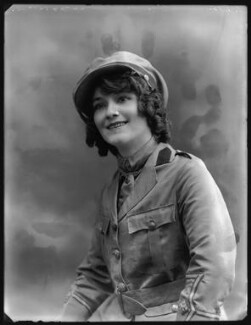 Ella Retford (Elinor Maud Dawe, née Flanagan), by Bassano Ltd - NPG x80721