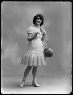 Ella Retford (Elinor Maud Dawe, née Flanagan) in 'The Passing Show', by Bassano Ltd - NPG x80723