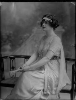 Gertie Millar as Lady Babby in 'Gipsy Love', by Bassano Ltd - NPG x28591