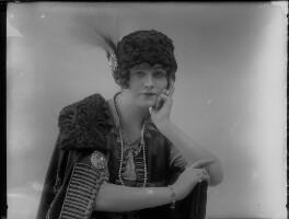 Gertie Millar as Lady Babby in 'Gipsy Love', by Bassano Ltd - NPG x28592