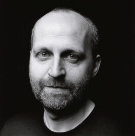 Don Paterson, by Norman McBeath - NPG x126408