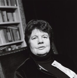 A.S. Byatt, by Norman McBeath - NPG x126410