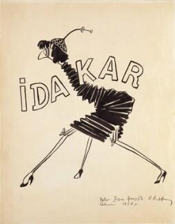 Ida Kar, by Suren Stepanian, 1957 - NPG 6667 - © reserved; collection National Portrait Gallery, London