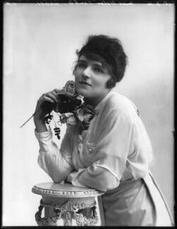 Helen Temple, by Bassano Ltd, 18 February 1916 - NPG x102605 - © National Portrait Gallery, London