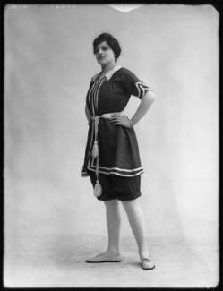 Helen Temple, by Bassano Ltd, 16 January 1917 - NPG x102610 - © National Portrait Gallery, London