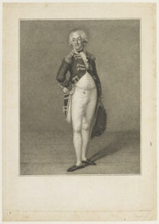 William Thomas Lewis, possibly by Jean Condé, after  Samuel De Wilde, published circa 1791 - NPG D18983 - © National Portrait Gallery, London