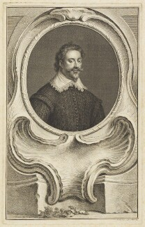 Francis Cottington, 1st Baron Cottington, by Jacobus Houbraken, published by  John & Paul Knapton - NPG D18984