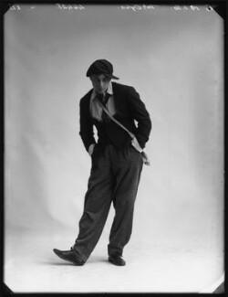 Jan Oyra in 'Tina', by Bassano Ltd, 19 January 1916 - NPG x102527 - © National Portrait Gallery, London
