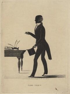 Charles Grey, 2nd Earl Grey, by James Bruce - NPG D16368
