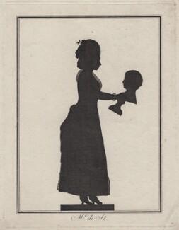 Baroness von Stein, after Unknown artist - NPG D16361