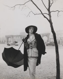 Wenda Parkinson (née Rogerson), by Norman Parkinson - NPG x30181