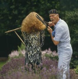 Norman Parkinson; Andrea Holterhof, by Charles ('Chuck') Zuretti - NPG x30165