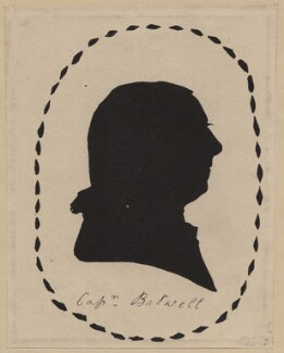 Captain Botwell, after John André - NPG D16377