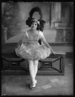 Ida Crispi as Gaby Deslys in the Revue 'Everybody's Doing It', by Bassano Ltd - NPG x102792