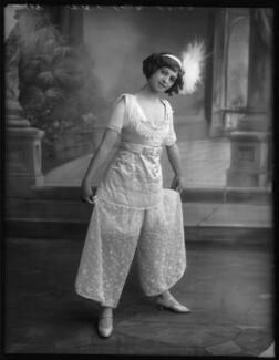 Ida Crispi in the Revue 'Everybody's Doing It', by Bassano Ltd - NPG x102793