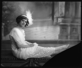 Ida Crispi in the Revue 'Everybody's Doing It', by Bassano Ltd - NPG x102799