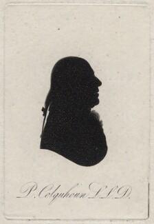 Patrick Colquhoun, after John Miers - NPG D16373