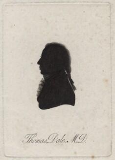 Thomas Dale, after John Miers - NPG D16375