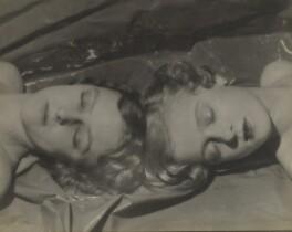 Teresa ('Baby') Jungman (Mrs Cuthbertson); Zita Jungman (Mrs Arthur James), by Cecil Beaton, late 1920s - NPG x68854 - © Cecil Beaton Studio Archive, Sotheby's London