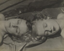 Teresa ('Baby') Jungman (later Cuthbertson); Zita Jungman (later James), by Cecil Beaton - NPG x68854
