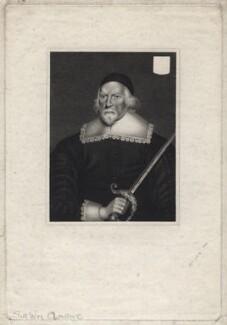 Sir William Clarke, after Unknown artist - NPG D16388