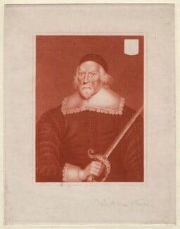 Sir William Clarke, after Unknown artist - NPG D16389