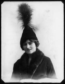 Emmy Wehlen, by Bassano Ltd - NPG x102862