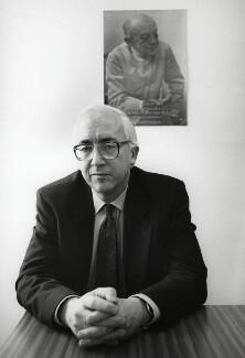 David Ronald William Bryer, by Anne-Katrin Purkiss - NPG x76880