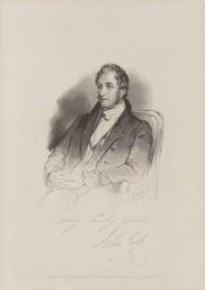 John Galt, by Robert Graves, after  John or James Irvine - NPG D13822